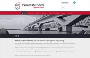ProcessMinded heeft een nieuwe website
