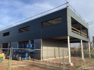 Nieuwbouw in Bleskensgraaf
